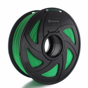 Freeshipping Premium Kalite HIPS Filament HIPS Plastik 3D Yazıcı için 1. 75mm 1KS Biriktirme 3D Plastik Yeşil Renk