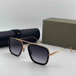 Ücretsiz Küresel Lojistik Uçuş 006 son tasarım stili erkek ve kadın lüks en kaliteli UV400 güneş gözlüğü