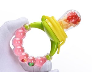 Baby Feeding Pacifier newborn Nipple Fresh Food Nibbler Silicone Baby Pacifier Infant Fruit Pacifier Feeder Toddler Dummy