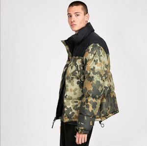 2019 새로운 FT11996 높은 품질 남성 브랜드 패션 다운 코튼 자켓 겨울 캐주얼 다운 코트 재킷 파카 남성 스포츠 의류