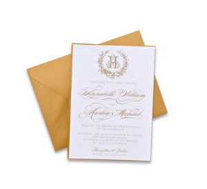 Custom White Paper Invitation Letter Greeting Cards Thank You Cards