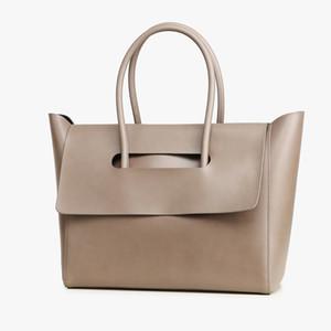 Overseas2019 Support Concis Design Paquet Spécial Paquet Cuir de Vachette Simple Épaule Portable Femme