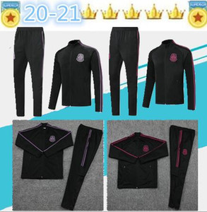 20 20 México chaqueta de los chándales 20 21 del equipo nacional chaquetas CHICHARITO H.LOZANO H.LOZANO México fútbol fijado ropa deportiva de fútbol cremallera completa