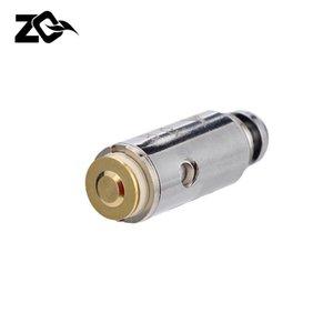 2020 mais novo ZQ Moox Bobina 0.6ohm / 1.2ohm MTL DTL para Ecigarette ZQ Moox Pod Sistema Kit em estoque 100% autêntico