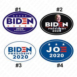 2020 Joe Biden The Us Election Letters Printed Car MAGNETIC Sticker Fridge Magnet Suitable For Metals And Car Trendy DIY Decorations D7207
