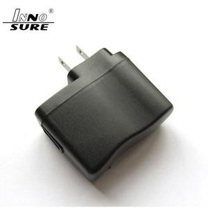 5V 500mAh Adattatore di potere del caricatore universale USB nero US CA della spina di parete della casa di viaggio per i Fan Hub USB del cellulare MP345