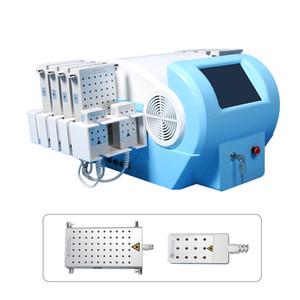 4D 528 Lipo láser LipoLaser adelgaza Instrumento quema de grasas del cuerpo que forma Remover
