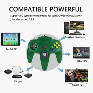 NEW USB Wired Gaming Gamer Gamepad Computer PC Gaming Controller For Windows For Mac 5 Colors Optional