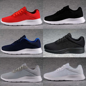 2019 hombres y mujeres zapatos al aire libre LONDRES 1 Zapatos transpirables de verano de verano negro blanco rosa azul deportes Londres3 Sneaker Tamaño 36-45