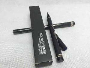 Горячие Новые поступления Высокое качество косметики бренда LIQUID водонепроницаемый EYELINER HAVE BOX черный 2g DHL освобождает перевозку груза