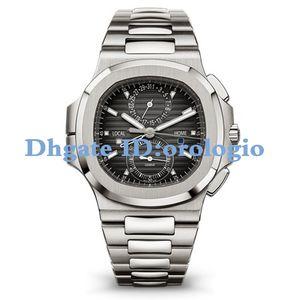 2020 Montres Chronographe Chronomètre Montres Hommes cool Montres-bracelets étanche Calendrier VK64 Hommes d'affaires Montres-bracelets Mode
