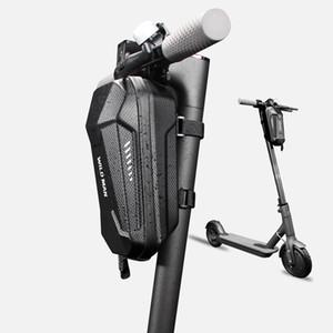 범용 전기 스쿠터 EVA 하드 쉘 가방 방수 반사 전기 스쿠터 보관 가방