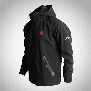 Mode-2019Winter Spring Camping Randonnée Vestes outdoor veste coupe-vent respirante soft shell Veste Athlétique Vêtements Sport Manteau 5 Couleur