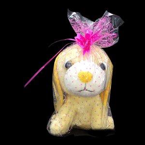 Oyuncak Candy Bakkal Paketi 18x25cm için Kılıfı Ambalaj 300pcs Düz Coloful Plastik Perakende Ambalaj Poşet Doll Parti Olay Hediyeler Açık Üst