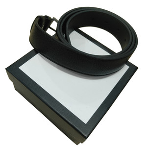 Correias das mulheres dos homens da correia cintos de couro Black Belts Mulheres cobra Big fivela de ouro Men Clássico Casual Pérola Belt Ceinture White Box