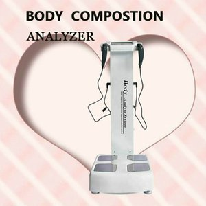 2020 Состав Лучший Продажа Профессиональный дизайн Body Fat Analyzer Body Analyzer Human Body Analyzer Free Shipping