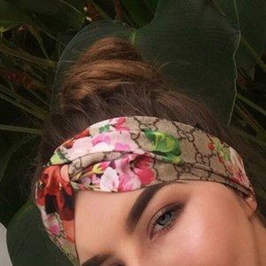 Kadınlar için Etiket Tasarımcılar Elastik Kafa bandı w Yeni ve Erkekler Hummingbird Marka Yeşil ve Kırmızı Çizgili Saç bantları Baş Eşarp Headwraps Hediyeleri