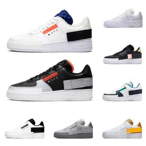 2020 n354 type men women running shoes triple black White shadow Pale Ivory Team Orange Blue mens trainer fashion skateboard sneakers