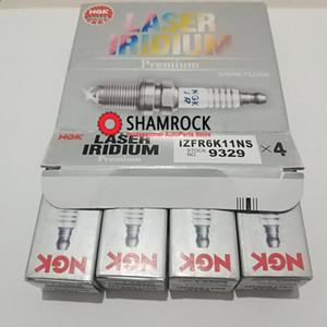 원래 NGK 레이저 IRAURITAPLATINUM 점화 플러그 NGK IZFR6K11NS 9329 HHHONDA ACCORCT CIVIC FR-V 요소에 대한 적합 AACURA CL MDX CSX
