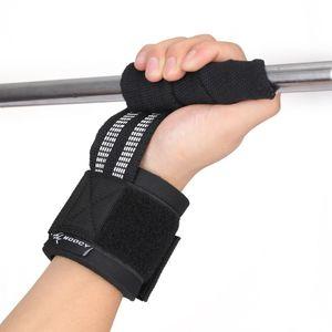 Вес подъем запястье руки рука ремень Защита бодибилдинг ремень захват Brace Группа Gym ремни Вес Подъемных Повязки