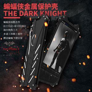 JSKEI Defesa queda Celular Protect Shell para o iPhone X Novo Padrão Bat Chivalrous Mobile Phone Shell