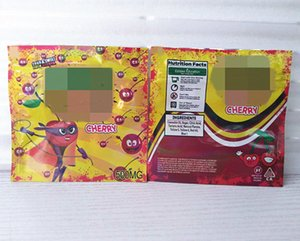 2020 meilleure vente sac d'emballage 500mg edibles 350mg gummies mylar preuve sac étanche à l'air odeur zipper prix pas cher de mesure