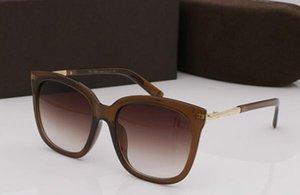 Luxo alta Qualtiy Nova Moda 483 Tom Óculos De Sol Para O Homem Mulher Erika Eyewear Ford Designer Marca Óculos De Sol Com caixa Original