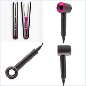 Lisseur Non Ventilateur Sèche-cheveux Outils Salon professionnel Séchoir thermique rapide sans ventilateur à vitesse Séchoirs cheveux secs DHL