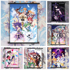 Date Live Anime manga wall Poster Other Decor Dcor Scroll Date Live Anime manga wall Poster Other Home Decor Home Dcor Scroll