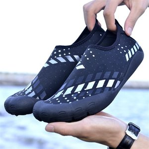 Outdoors Upstream Beach Shoes Man Quick-drying Wading Swimming Shoes Comfortable Summer  Lightweight Female Sneakers