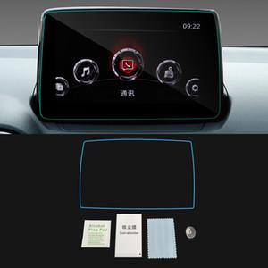 MAZDA CX-3 2015 2016 2017 2018 2019 Auto Navigation GPS Monitör Ekranı Koruyucu temperli cam Film Çıkartma Aksesuarları İçin