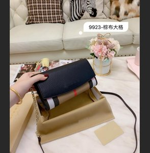 hot Women handbag ladies designer designer handbag high quality lady clutch purse retro shoulder bag counter classic chain bag lan14