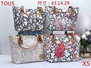 Most Popular Brands Recommended Ladies Fashion Tote Designer Printed Letter Tote Bag Work Travel Shoulder Bag Large Capacity Shopping Bag