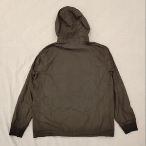 TOP 19SS 639F2 GHOST PIECE КУРТКА / Анорак COTTON NYLON ТЕЛА пуловер куртка Мужчины Женщины пальто Мода Верхняя одежда HFLSJK349