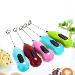 Handheld Electric Egg Beater Frother Foamer Also for Milk Drink Coffee Whisk Mixer Kitchen Cooking Tool