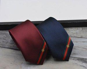 Men Business Formal Tie Wedding Fashion Ties Leisure Slim Tie Narrow Arrow Necktie Skinny Letter Date Tie Men Party Casual Neck Ties G01