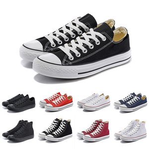 2019 summer Canvas 1970s Star All Ox Scarpe firmate Hi Ricostruzione Slam Jam Black Reveal White Mens Donna Sport Sneaker 36-44