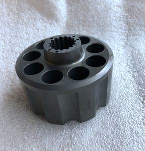 Ремонтный комплект Komatsu PC35MR Главный гидравлический насос Запасные части Блок цилиндров Клапан Крепежная пластина