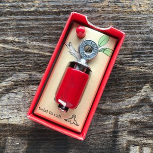 supmaker 20SS Audubon Bird Call Fashion Famous Keychain Accessories High Quality
