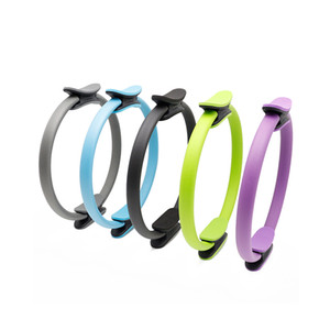 Yoga Pilates Ring Magic Wrap Adelgazamiento Body Building Training Yoga Círculo Entrenamiento Ejercicio Fitness Equipment