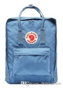 Factory Authentic Original Fjallraven Hot Selling High Quality Canvas Bags Unisex Students Computer Bags Laptop Backpacks Discount Sale