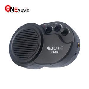JOYO JA-02 Mini Guitar Practice Amplificateur clip Haut-parleur 3W Ukulele Amp Clean Effets de distorsion
