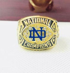 1988 Notre Dame Fighting Irish NCAA Football Nationalmeisterschaft Ring