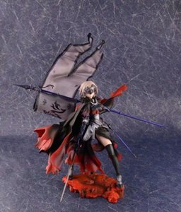Destino / estadia Jogo noturno Alter Fate Black Joana d'Arc 1/7 Scale Animation Figura 30cm