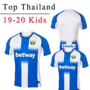 Men + Kinder 2019 2020 Leganes Fußball Trikots CARRILLO Home Away 19 20 J. SILVA DE-NESYRI SANTOS EL Zhar Juanfran DANI OJEDA Fußballhemd