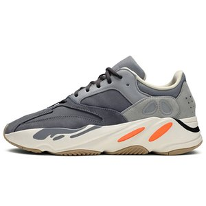 700 Wave Runner Mauve Inertia Running Shoes for mens Kanye West 700 Women Sports Shoes Inertia Tephra Solid Grey Utility Black Vanta Shoes