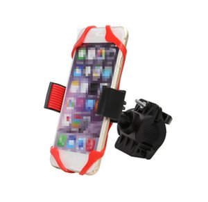 Bike Bicycle Phone Holder Smart Phone Universal Motorcycle Bicycle Mobile Phone Holder Bike Mobile Holder Stand Outdoor Gadgets ZZA2272
