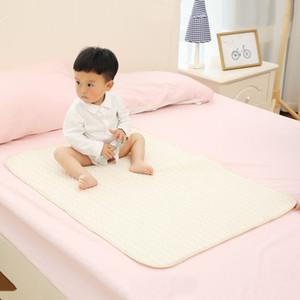طفل القطن البول حصيرة حفاضات الحفاض الفراش تغيير غطاء وسادة ماء فراش حامي الطفل الحفاض وسادة للنوم