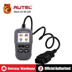 AUTEL MaxiLink ML329 Auto Code Reader OBD2 Scanner Read Clear DTC AutoVIN OBDII Car Diagnostic Tool Autoscanner PK Autel AL319