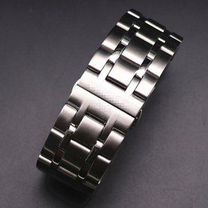 T035 PRC200 T055 T097 Watchband Kelebek Toka Kayış Bilek Bilezik gospel2005 Paslanmaz Çelik İzle Band çok suç ortağı düzeltme izle